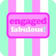 Engaged Greeting Card - Fabulous!